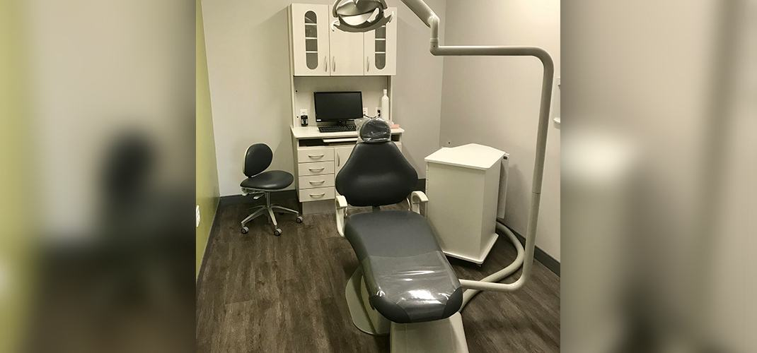 Orthodontic treatment chair